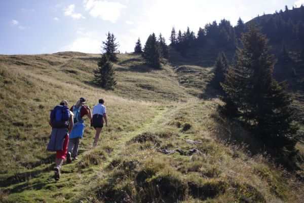 5 Touren zur Jagglhütte