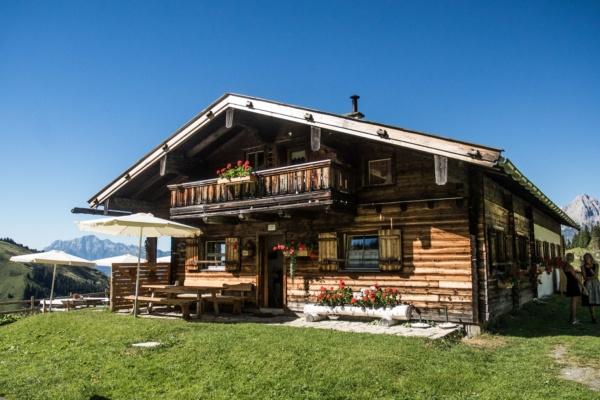 Eröffnung Jagglhütte am 25.05.2017